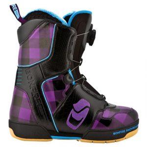 e94b11d01a BONFIRE GEO BOA SNOWBOARD BOOTS SIZE 9 - WOMEN S 2011