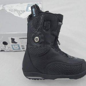 fb1121d3e6 RARE  330 Burton Supreme Snowboard Boots! US 4 UK 2.5 Euro 34
