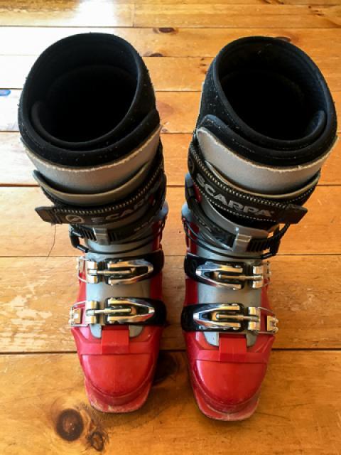 Scarpa Denali TT Alpine Touring Boots